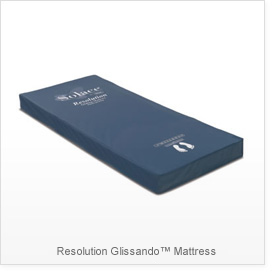 Patient Care - Resolution(TM) Glissando(TM) Mattress